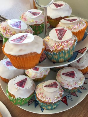 Pancreatic Cancer Action Bake a Change