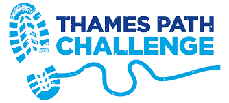 a photo of the Thames Path Challenge Logo