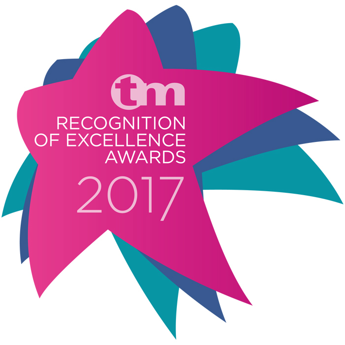 TM awards logo