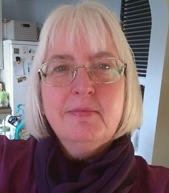 A photo of Gillian Simpson who is organising Striding for Survival Wakefield for Pancreatic Cancer Action