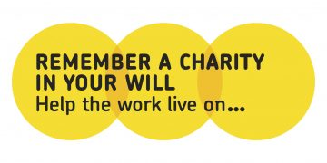 Remember a charity