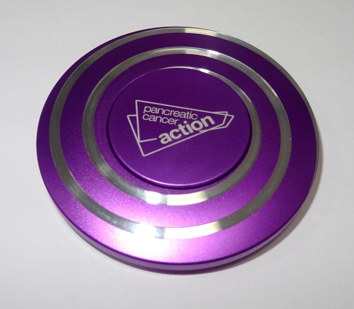 PCA Fidget Spinner