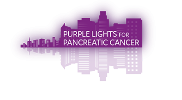 Awareness Month - Purple Lights for Pancreatic Cancer