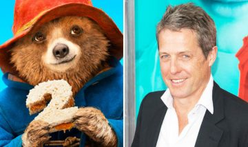 Paddington 2 tickets donated by Hugh Grant - Patron of Pancreatic Cancer Action