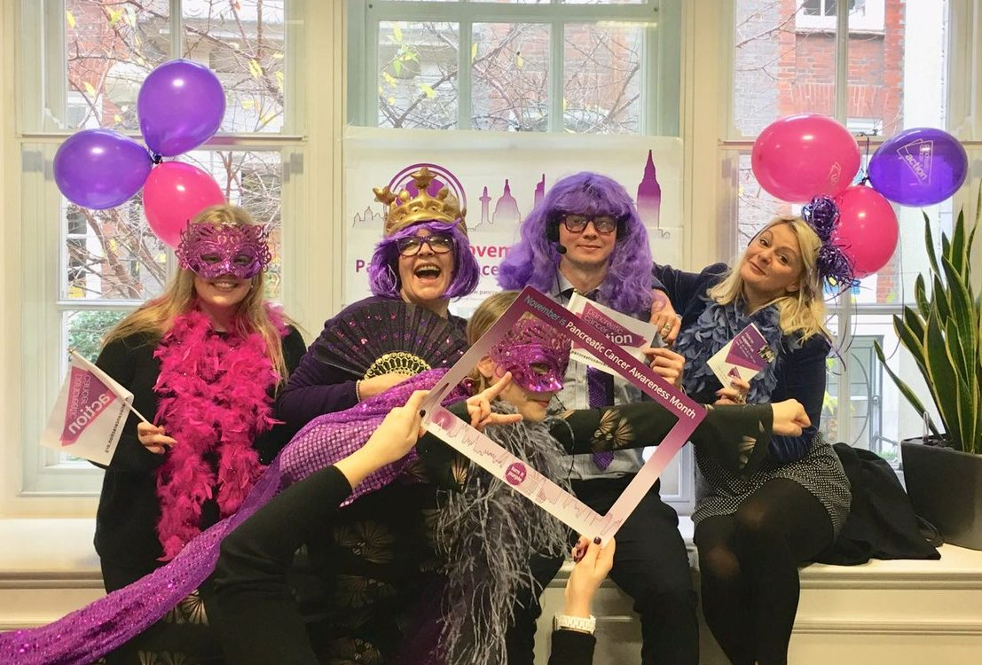 Better Place Recruitment Turn It Purple for World Pancreatic Cancer Day