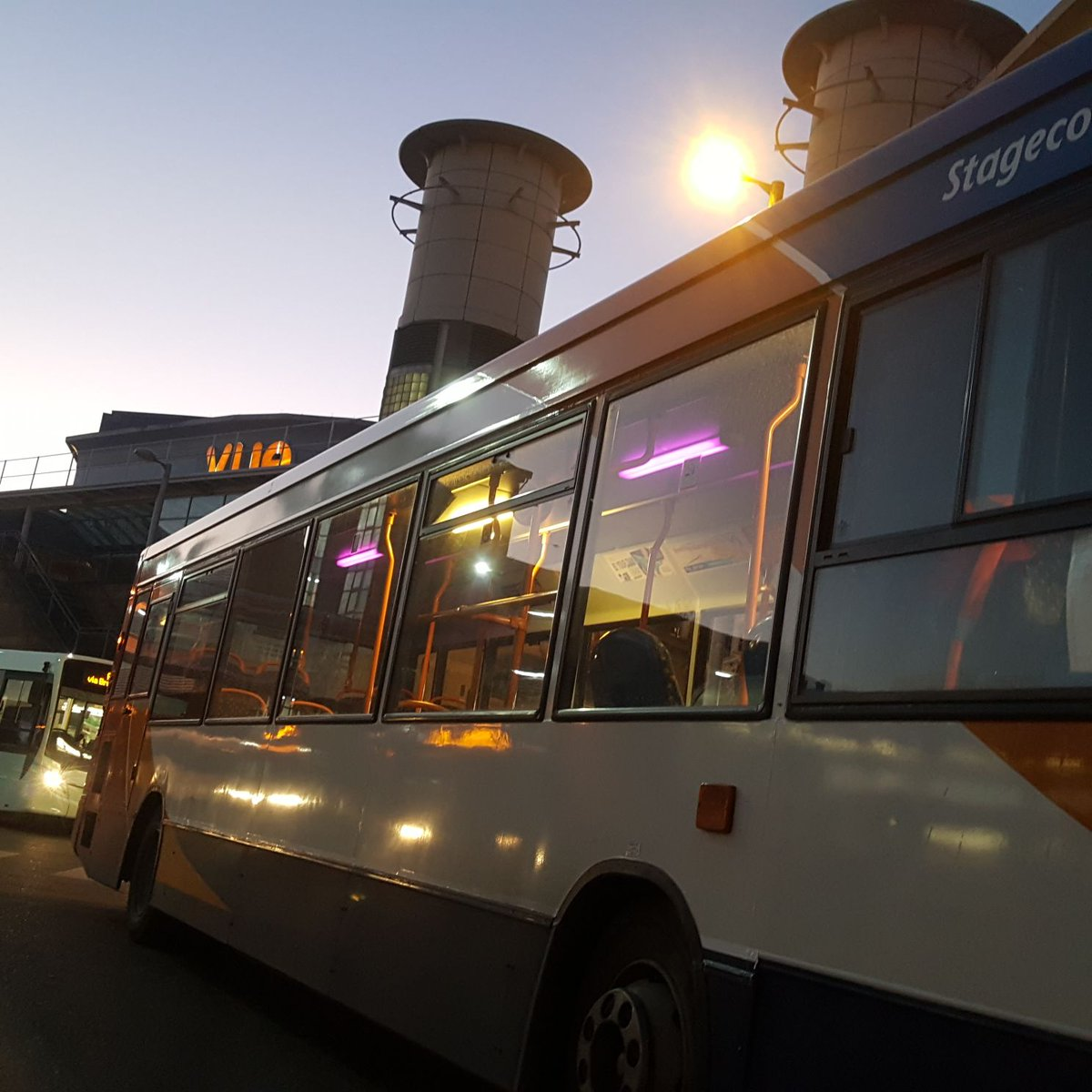 Thank you to Helen Smith and everyone at Stagecoach for lighting there bus lights purple and raising awareness in the workplace!!
