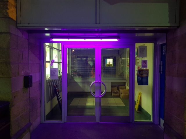 Thank you to Helen Smith and everyone at Stagecoach for lighting there office purple and raising awareness in the workplace!!