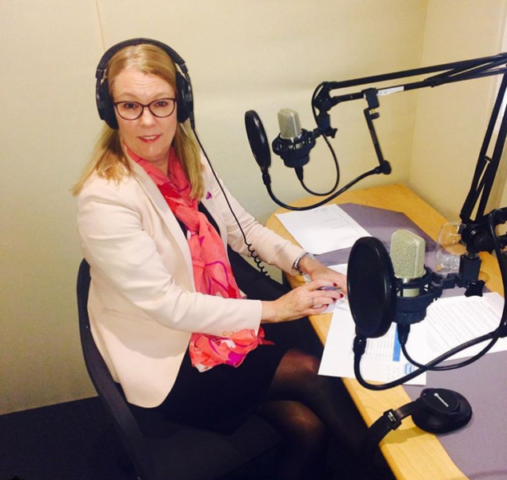 Founder and CEO of Pancreatic Cancer Action, ALi Stunt, is in the studio all day today raising awareness of pancreatic cancer across the UK. #WPCD