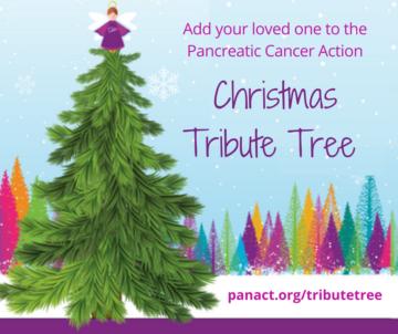 PCA Christmas Tribute Tree