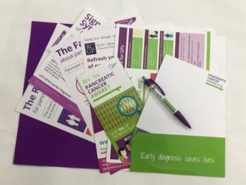 This information pack is designed to improve GP awareness