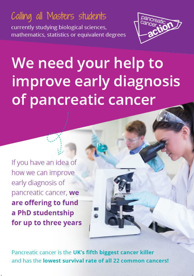 Pancreatic cancer phd thesis