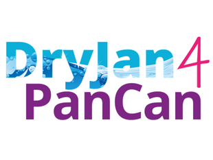 An image of the DryJan 4 PanCan logo. Take part this New Year.