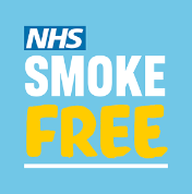 An image of the NHS smoke free app