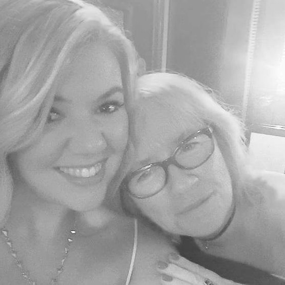 A picture of Alison and her daughter for Remembering Alison