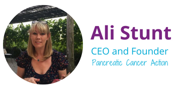 This blog was written by Ali Stunt as a review of the World Pancreatic Cancer Coalition meeting in May 2018