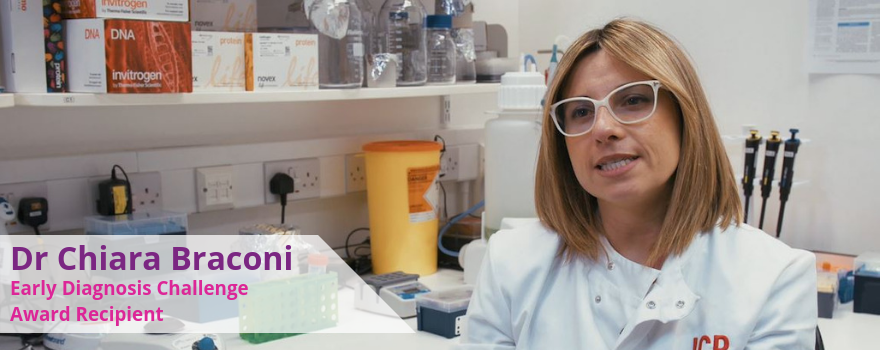 Click to watch: Pancreatic Cancer Action: What we do