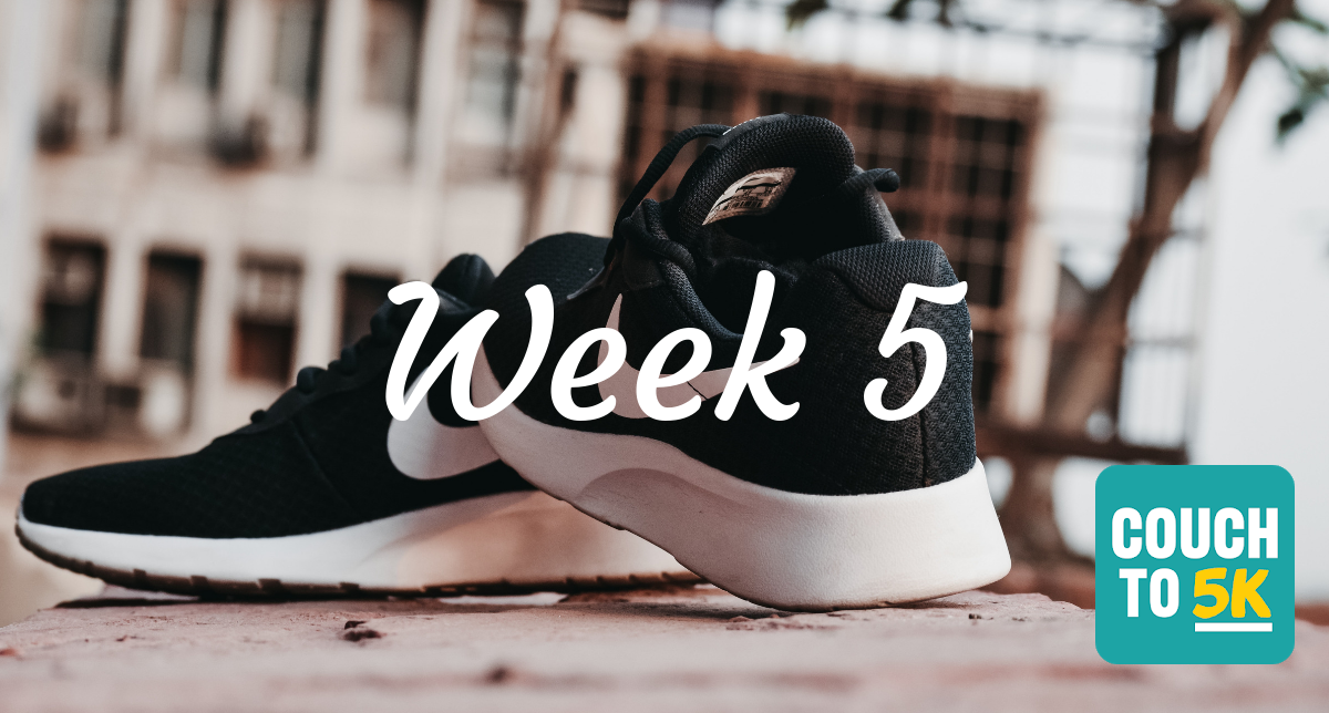 Laurens couch to 5k challenge week 5