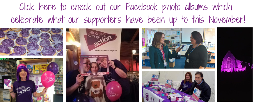Pancreatic Cancer Action - Turn it Purple Facebook photo albums