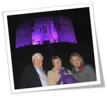 Turn it Purple - PurpleLightsUK Photo