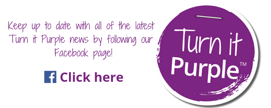 WPCD 2018 Support PCA's Turn it Purple Facebook Page
