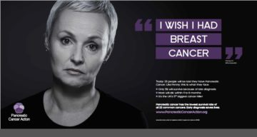I wish I had - Pancreatic Cancer Action - Penny Lown