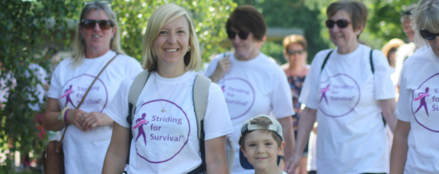 Take Action in 2019 - Striding for Survival with Pancreatic Cancer Action.