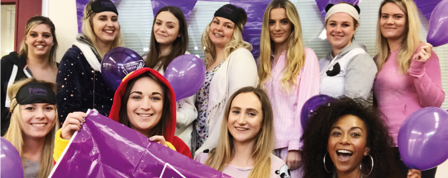 Take Action in 2019 - Pyjamas for PanCan with Pancreatic Cancer Action.