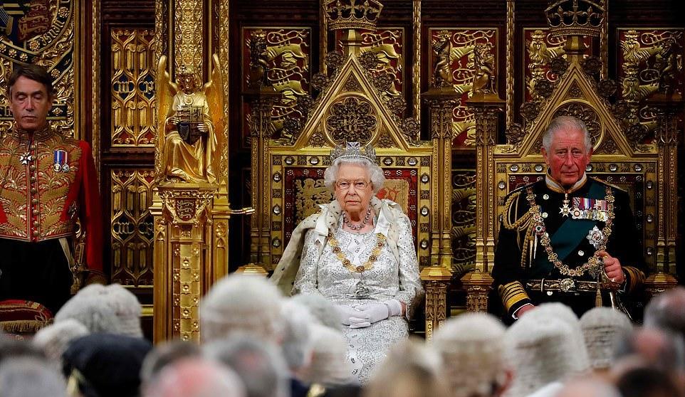 queen's speech - photo #6