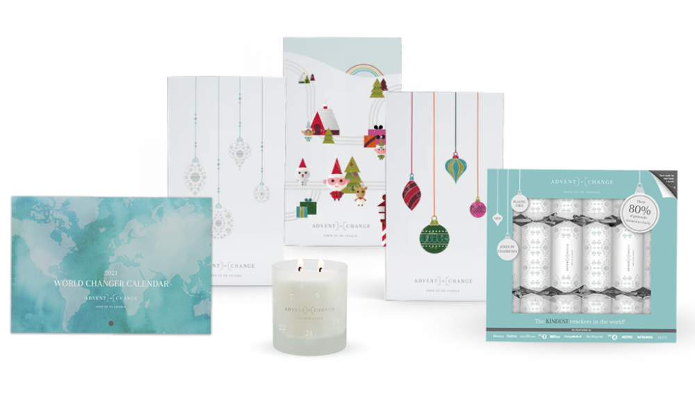 Advent of Change products