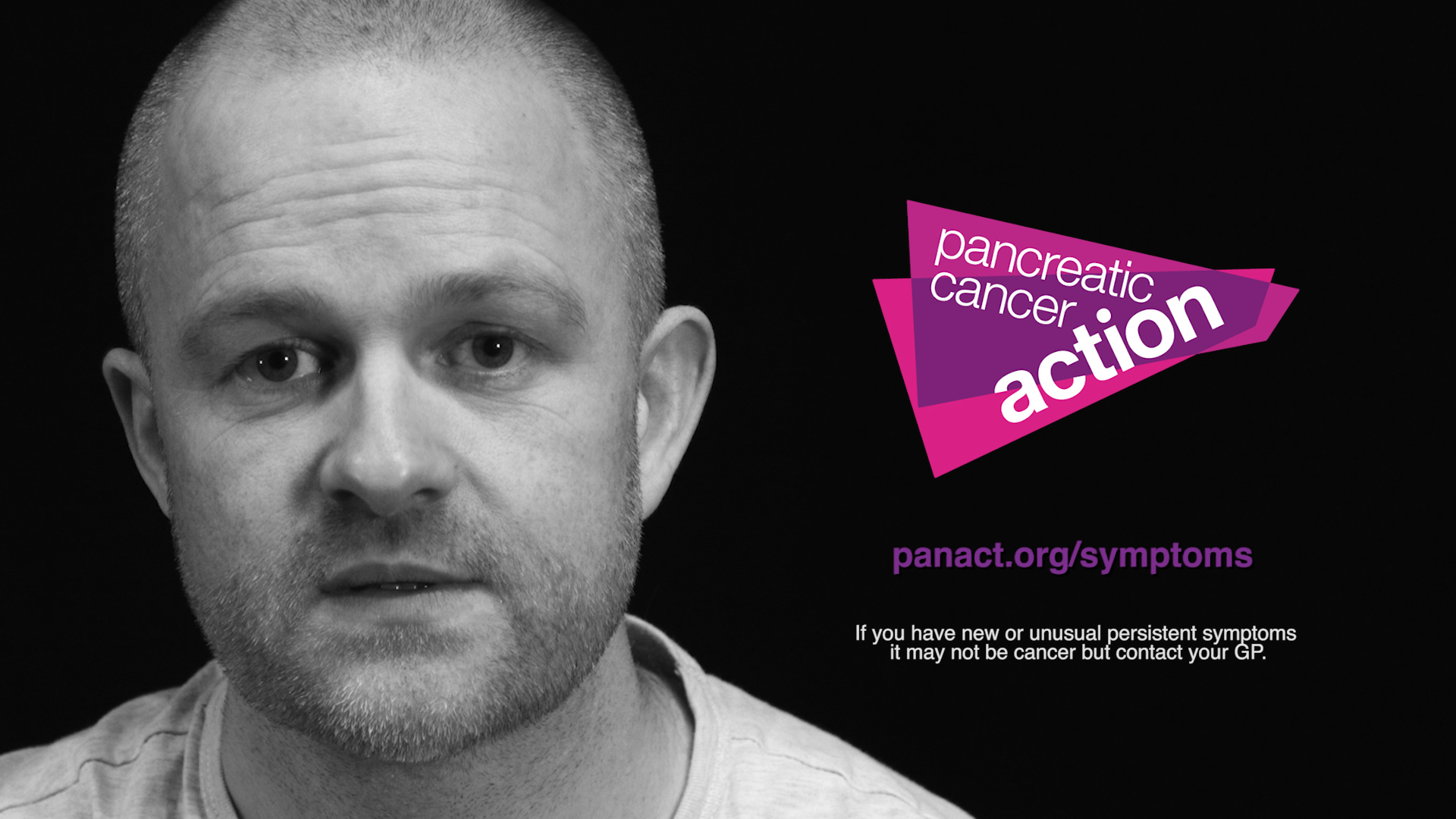 Click to watch: To find out more about the symptoms, watch our TV advert
