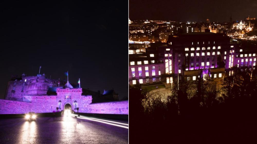 Edinburgh Castle, St Andrews House