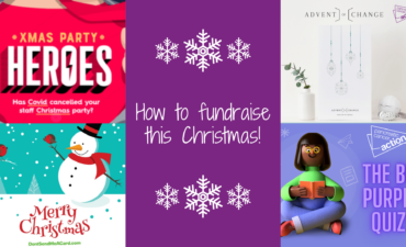 Fundraise this Christmas