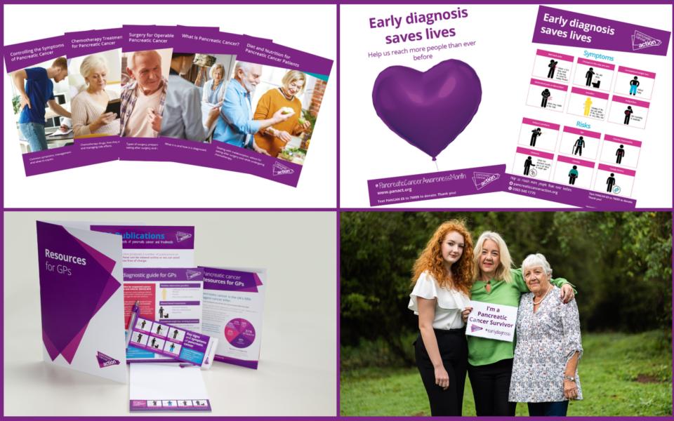 Raising awareness of pancreatic cancer