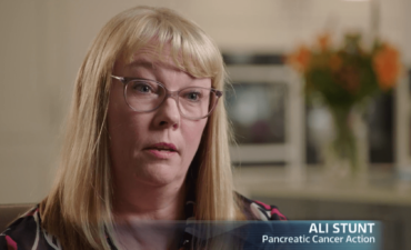 Ali Stunt- CEO & Founder of Pancreatic Cancer Action