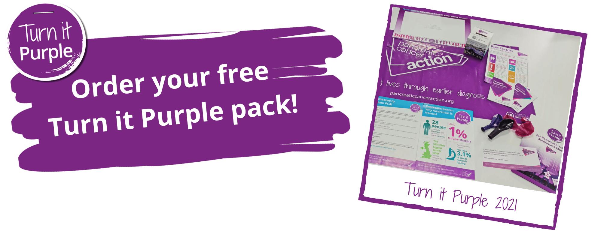 turn it purple pack