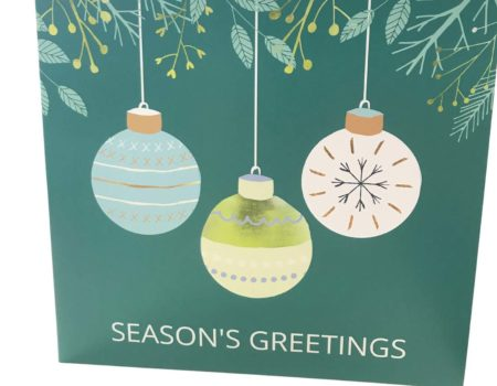 Season's greetings front