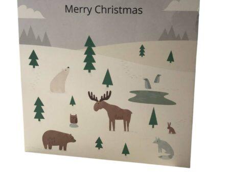 scenery christmas card